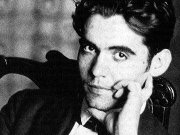 El poeta Federico García Lorca