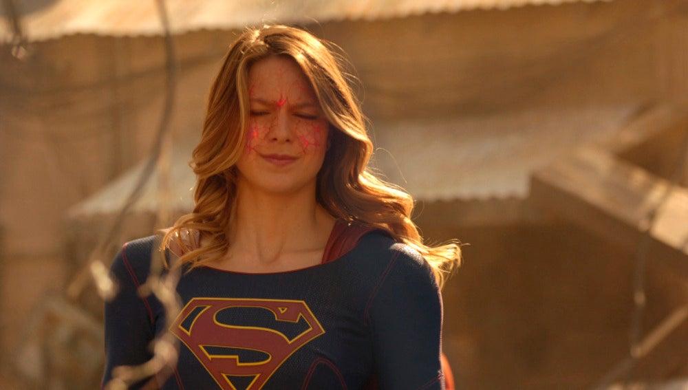 La kriptonita provoca un cambio en Supergirl