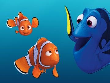 Nemo, Dory y Marlin