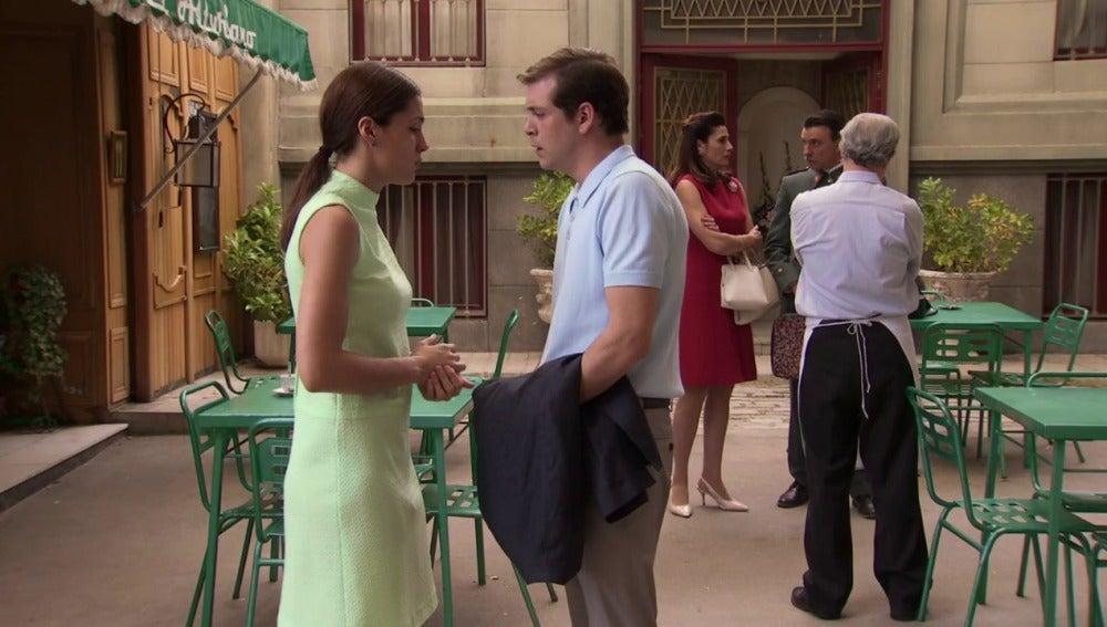 Sofía y Guillermo se despiden por última vez
