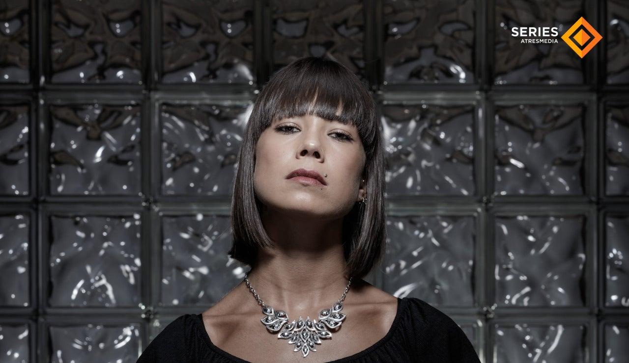 Andrea del Río es Pilar Salinas