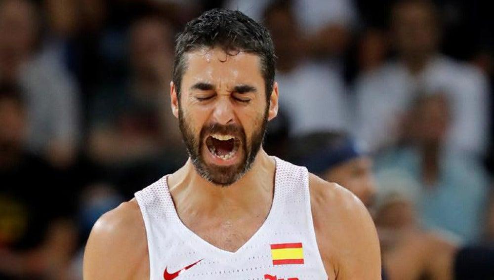 Juan Carlos Navarro se convierte en el primer jugador que