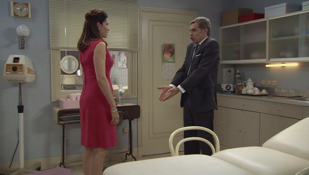 ¿Perdonará Adela a Eugenio?