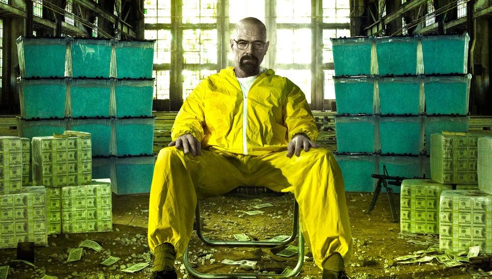 Walter White en 'Breaking Bad'