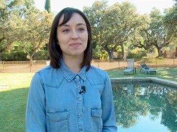 Andrea Trepat es Cristina en Mar de plástico