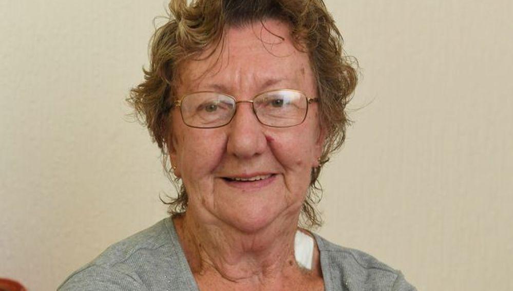 Winifred Peel, la anciana que se defendió de un robo