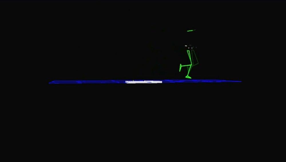 Frame 59.537973 de: Biomecánic, ciencia para mejorar el rendimiento deportivo