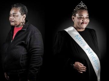 """""""Ricos y pobres"""", el proyecto fotográfico que pretende mostrar los sueños de personas sin recurso."""