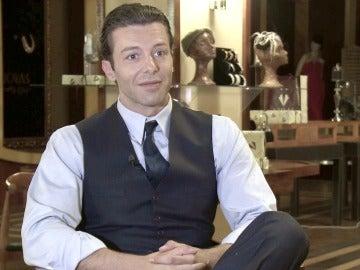 Francesco Testi habla sobre la cuarta temporada de Velvet