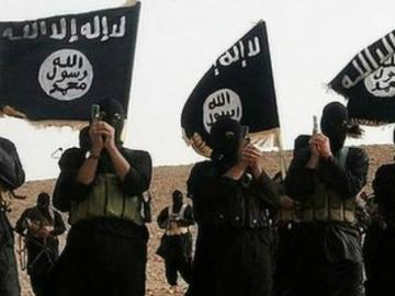 Un grupo de terroristas de Daesh