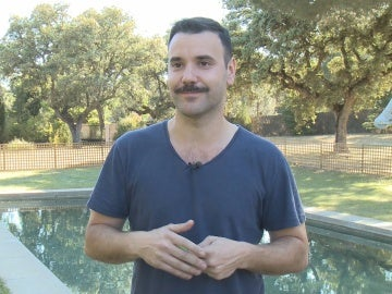 Miquel Fernández interpretó a Pablo en 'Mar de Plástico'
