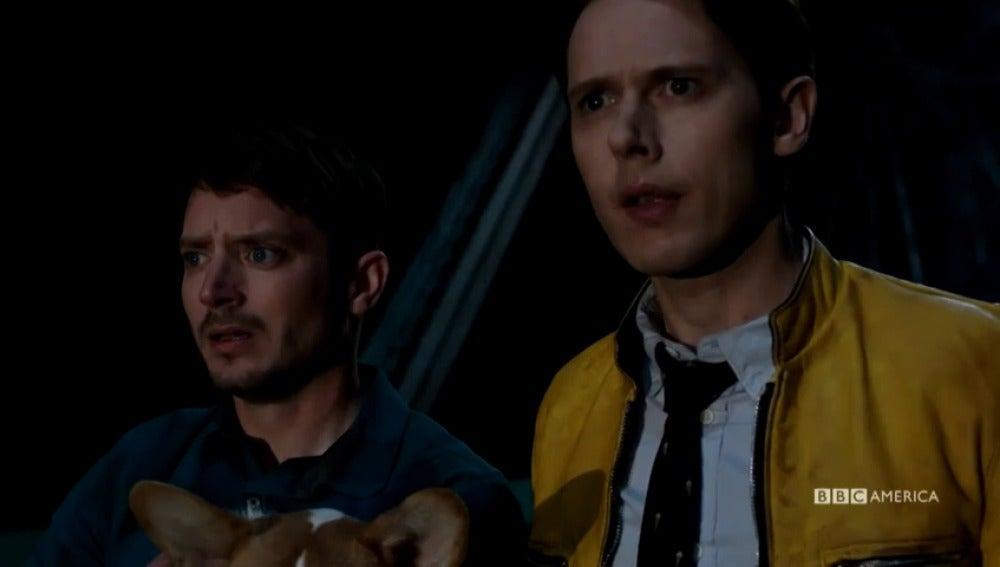 Frame 2.398857 de: Elijah Wood protagoniza la serie 'Dirk Gently'