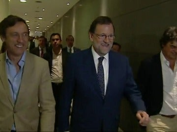 Frame 3.480799 de: Así transcurrirá el debate de investidura de Mariano Rajoy durante la semana