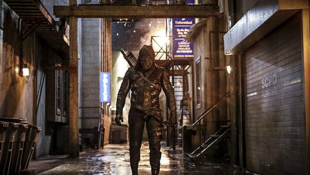 'Arrow' presenta a Prometheus