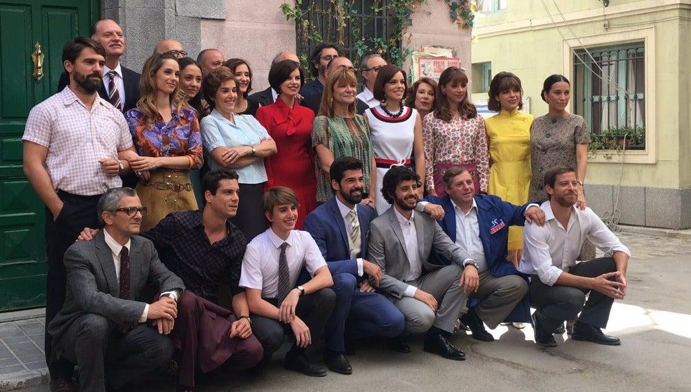 Antena 3 tv 39 amar es para siempre 39 estrena su temporada - Antena 3 tv series amar es para siempre ...