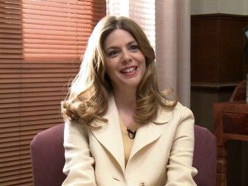 "Manuela Velasco: ""Cristina volverá a Velvet para arreglar las cosas y pedir perdón"""