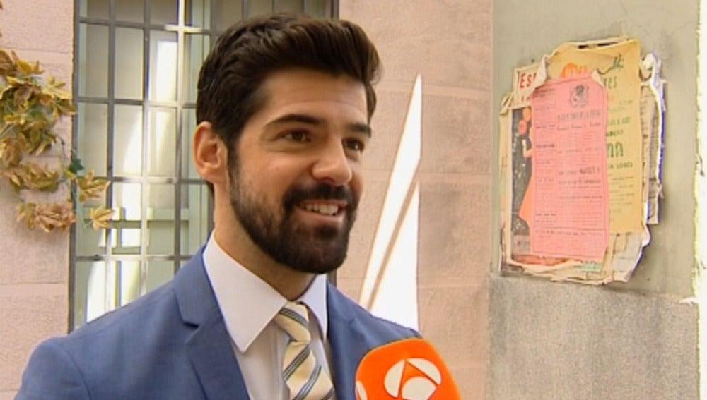 """Miguel Ángel Muñoz: """"Estoy encantando de ser marqués"""""""