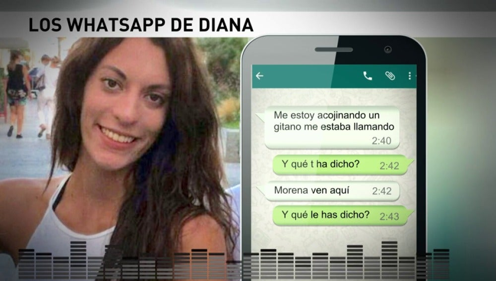 Frame 22.414873 de: Demasiados cabos sueltos en la investigación por la desaparición de Diana Quer