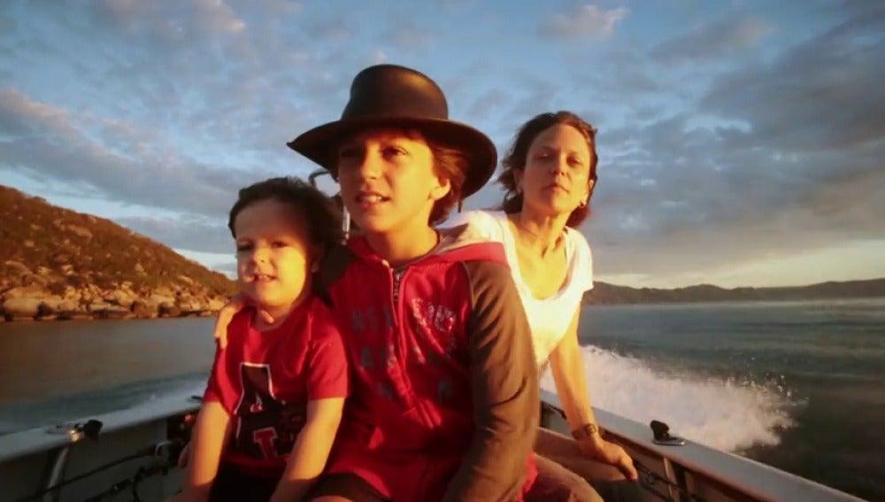 """Frame 52.403434 de: """"El viaje de Unai"""", la naturaleza vista por un niño"""