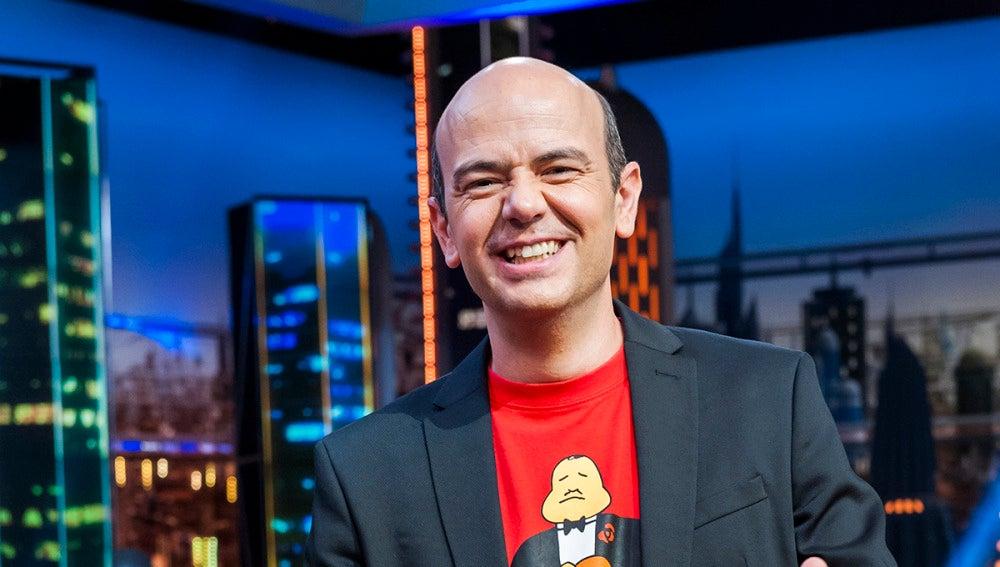 Jandro vuelve a 'El Hormiguero' con la magia más espectacular
