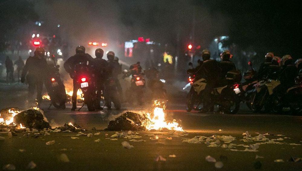 Revueltas pro Dilma (01-09-2016)