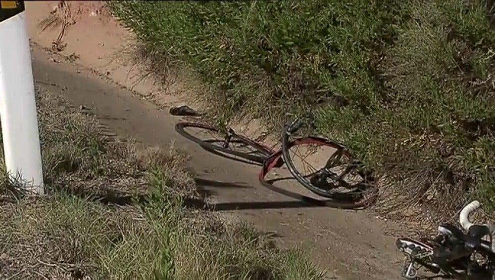 Frame 11.466494 de: Prisión provisional para el conductor que atropelló a dos ciclistas