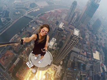 Selfie de Ángela Nikoláu