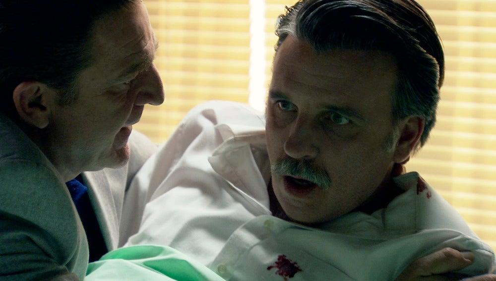 """""""Es mejor que Adela siga pensando que estoy muerto"""""""