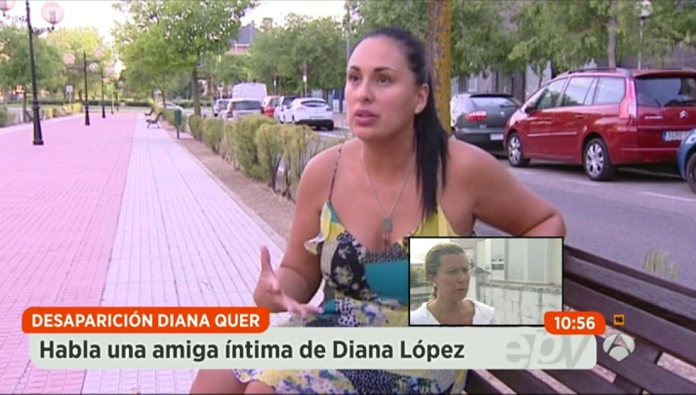 Antena 3 tv amiga de la madre de diana ella pide que for Espejo publico diana quer