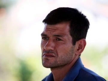 Abdullah Kurdi,padre de Aylan, el un niño sirio cuyo cuerpo quedó varado en una playa de Turquía