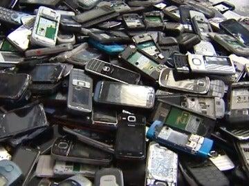 Frame 16.795467 de: El mundo genera 50 millones de toneladas de chatarra electrónica al año