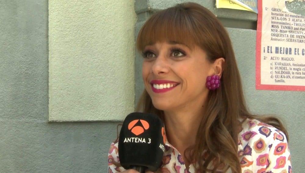 """Mariam Hernández: """"Henar es la yeyé de Chamberí"""""""