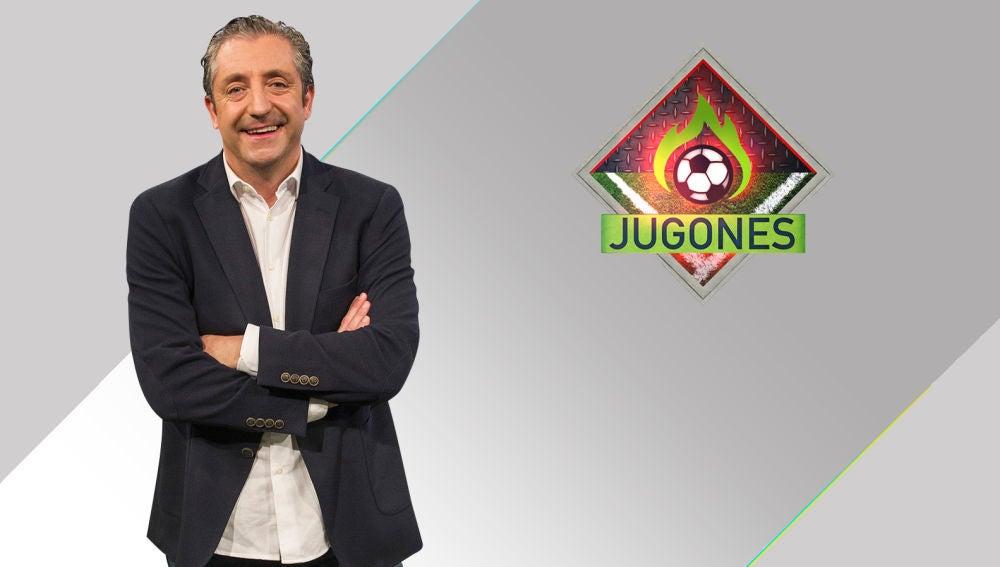 Josep Pedrerol en Jugones