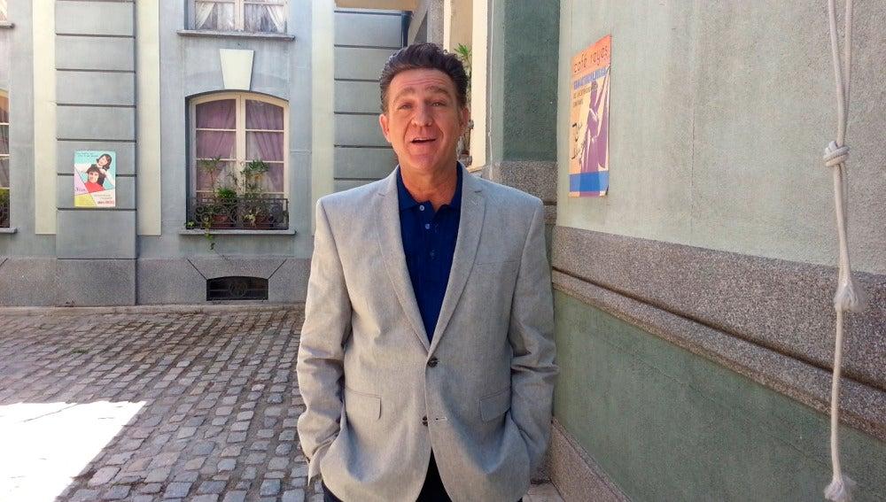 """Juanjo Artero: """"Ha sido un placer volver al barrio"""""""