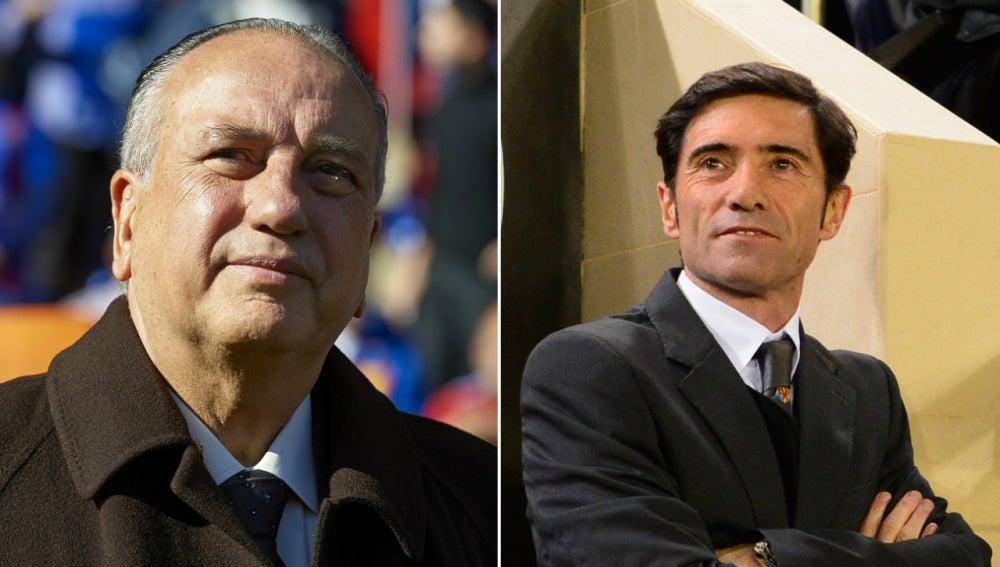 Fernando Roig y Marcelino García Toral
