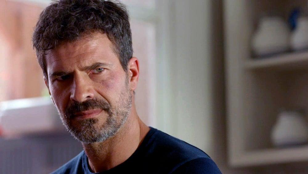 Rodolfo Sancho interpreta a Héctor en la segunda temporada de 'Mar de plástico'