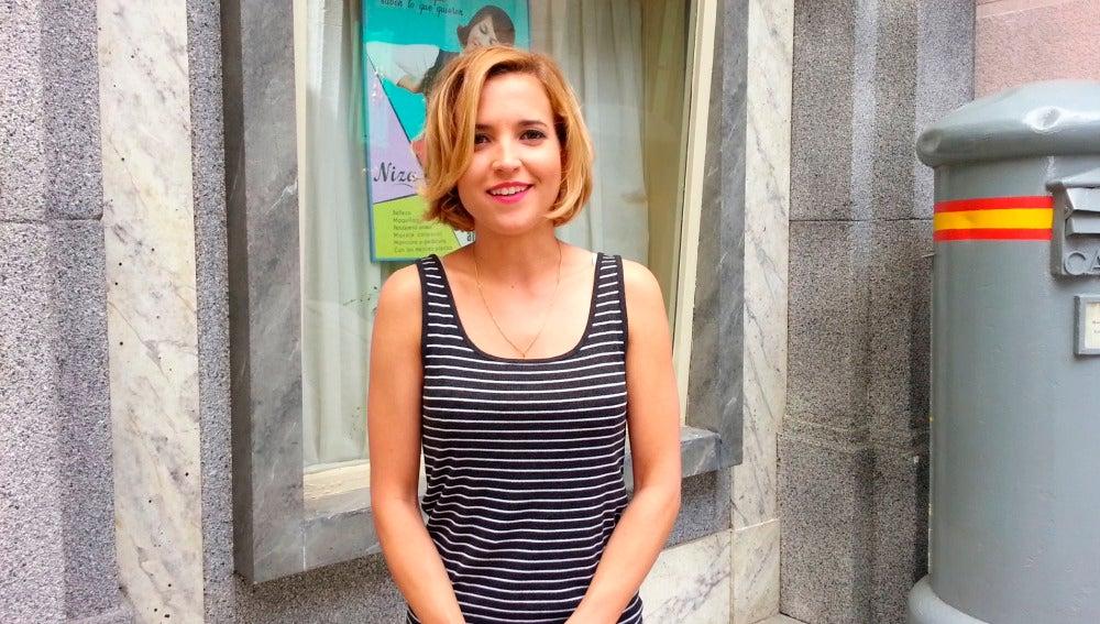 Despedida Carlota en 'Amar es para siempre'