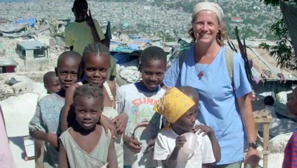 La religiosa Isabel Sola, asesinada en Haití