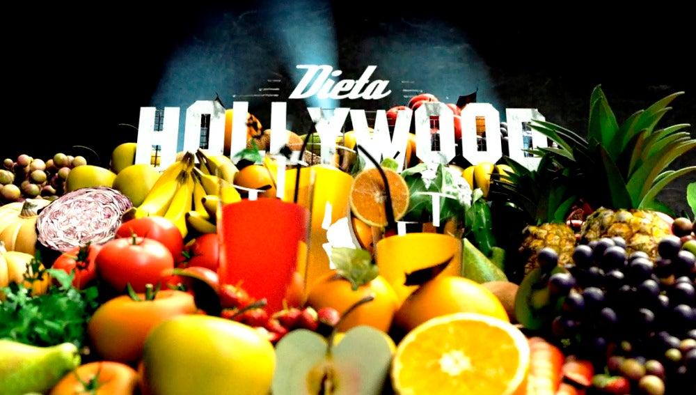 Así es la dieta Hollywood