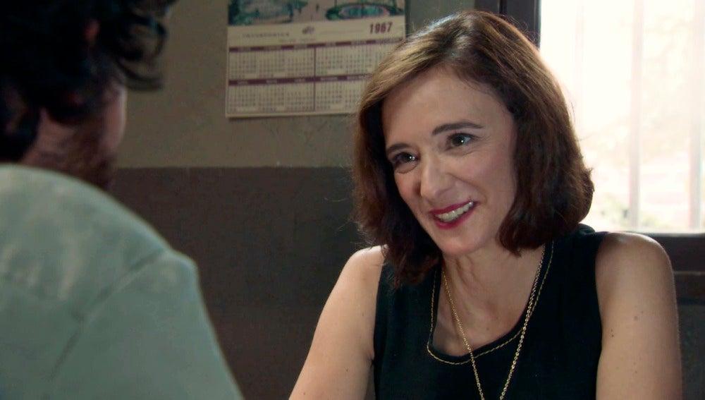 Rosalía va a ver a su hijo Jaime