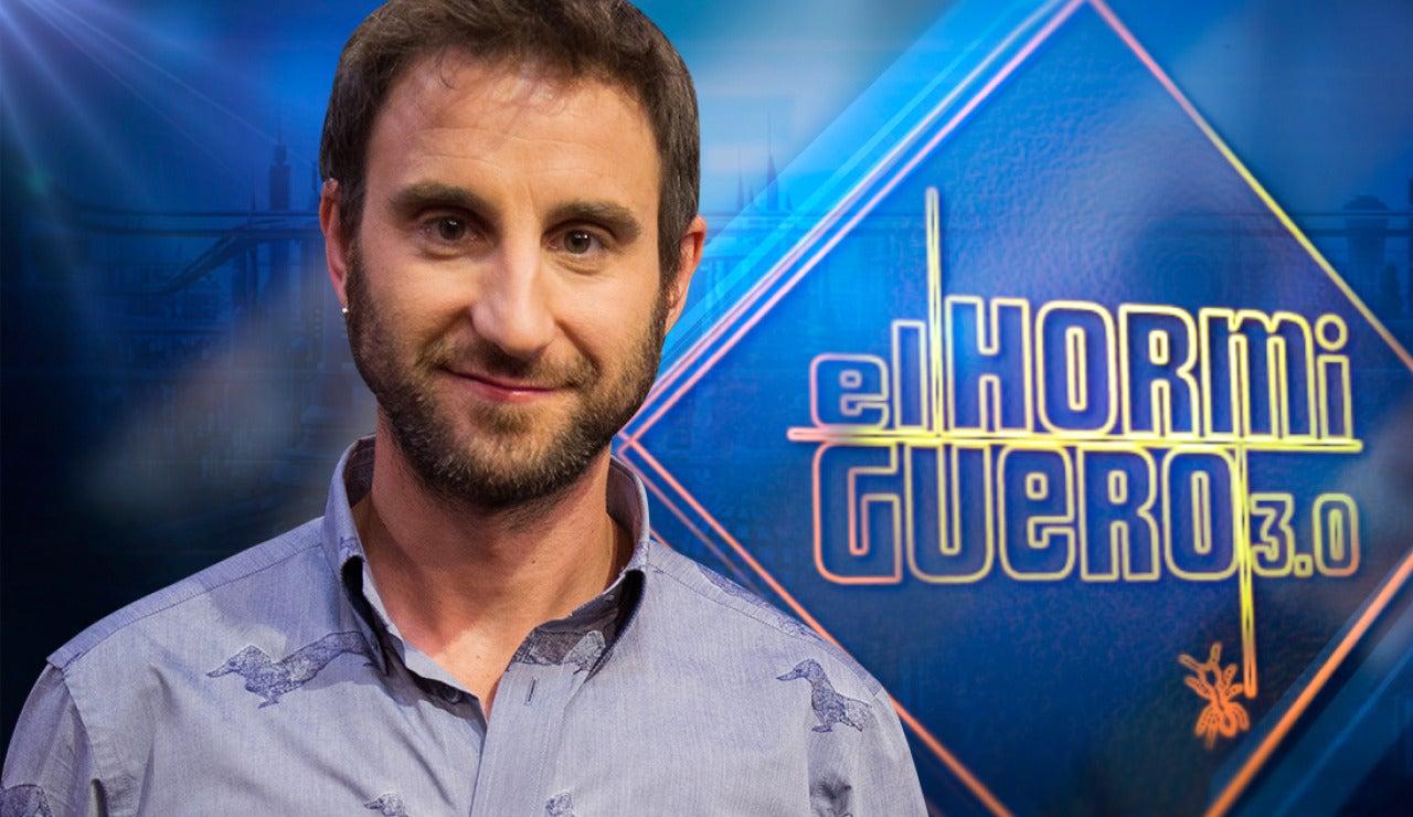 Dani Rovira en 'El Hormiguero 3.0'