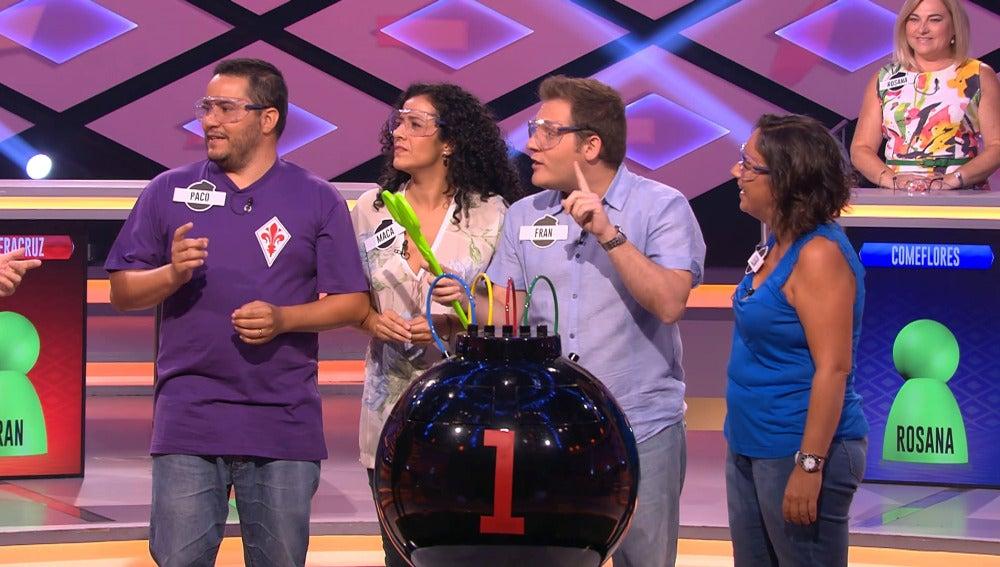 Te presentamos a los nuevos campeones de 'Boom', los 'Veracruz'
