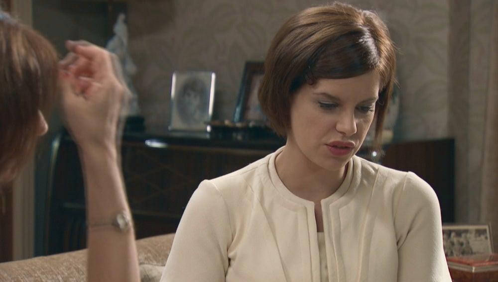Marta disgustada por Ana María