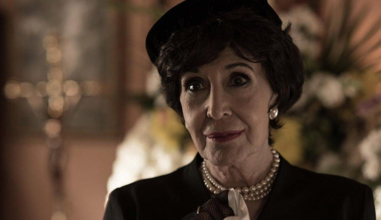 Petra Vargas (Concha Velasco)