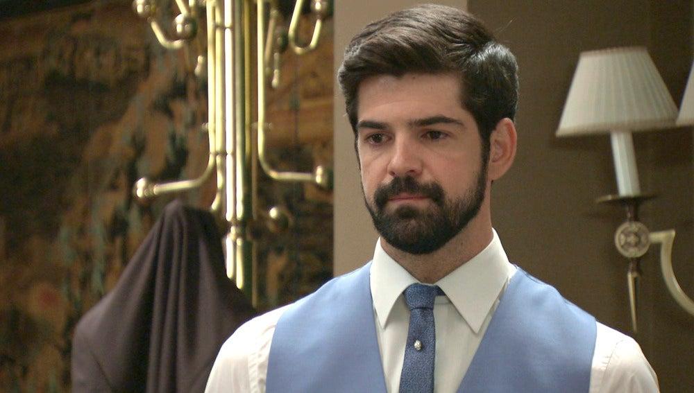 Alonso amenaza a su madre con no volverla a ver si no acepta a Marta