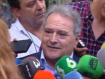 Frame 5.198028 de: Alfonso Rus, niega el cobro de comisiones a través de los contratos públicos