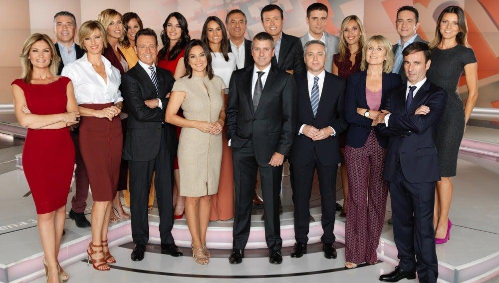 Foto presentadores Sept 2016