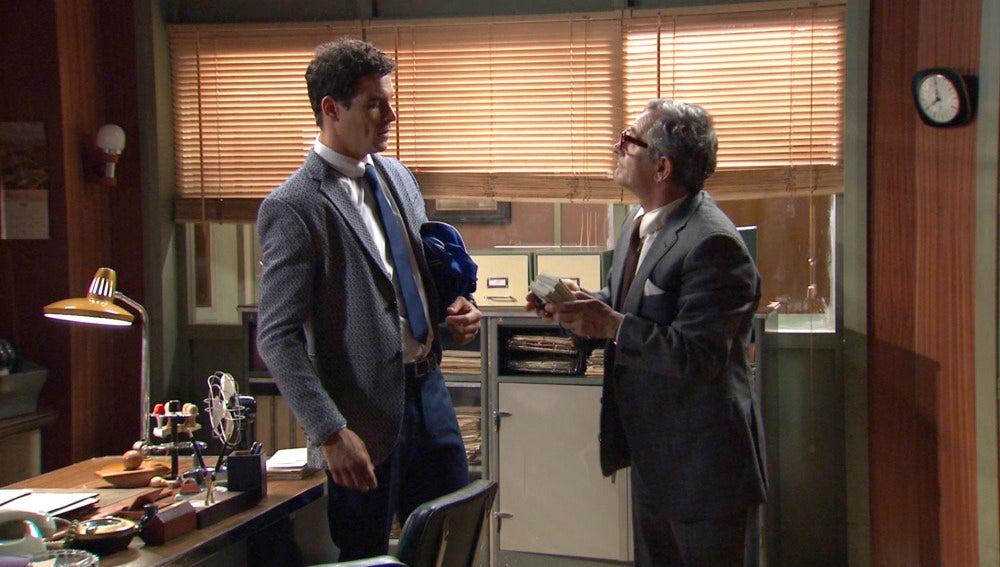 Quintero descubre los negocios sucios de Rafael