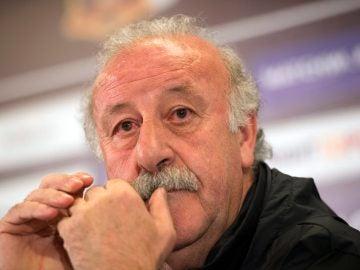 Vicente Del Bosque, exseleccionador español