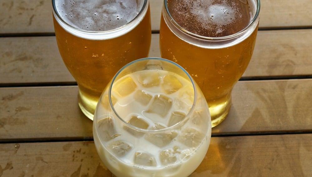 ¿Cerveza o leche? Mmm... fijaos en lo que dice PETA.